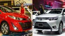 Thiết kế của Toyota Vios 2018 sắp bán tại Việt Nam khác gì phiên bản hiện hành?