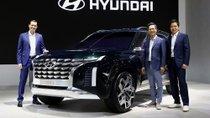 Hyundai Grandmaster - Bản phác họa mới nhất của SUV 8 chỗ Palisade