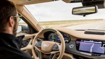 Hệ thống Cadillac Super Cruise giúp người lái rảnh tay sẽ xuất hiện vào năm 2020