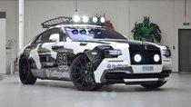 """Rolls-Royce Wraith rao giá 7,35 tỷ có ngoại hình cực """"dị"""""""