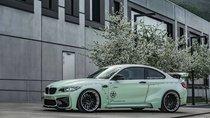 BMW M2 với sự thay đổi hầm hố