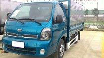 Bán xe tải Kia K200 thùng mui bạt, thùng kín, giá ưu đãi, hỗ trợ trả góp 70%