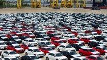 Ô tô nhập khẩu từ Nhật Bản sẽ không thể về Việt Nam vì Nghị định 116