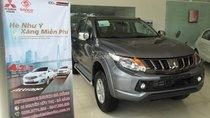 Mitsubishi Triton đời 2018, xe nhập Thái chuẩn Euro 4, lợi dầu 7L/100km, cho vay lãi ưu đãi. LH ngay