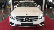 Cần bán xe Mercedes GLC 250 4matic đời 2018, màu đen, mới 100%
