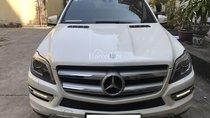 Bán xe Mercedes GL350 CDI 4Matic đời 2015, màu trắng, nhập khẩu sản xuất 12/2014, đăng ký 2015