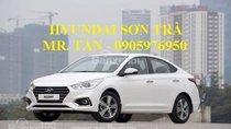 Cần bán xe Hyundai Accent New 2019, màu trắng, nhập khẩu 3 cục, hotline: 0905.976.950