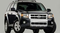 Top 4 xe thể thao cũ giá 400 triệu đáng mua: Ford Escape đầy sức hút