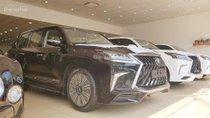 Cần bán xe Lexus LX 570 Super Sport năm 2018, màu đen, nhập khẩu