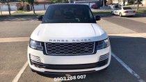 Bán ô tô LandRover Range Rover Autobiography LWB, sản xuất 2019, màu trắng, nhập khẩu nguyên chiếc