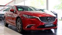 Bán Mazda 6 2018 cực sang chảnh cùng núi ưu đãi cực đã duy nhất tại Mazda Cộng Hòa, chỉ với 303tr sở hữu ngay