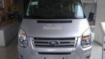 Bán Ford Transit SVP 2019, CK 55 triệu. Bao lăn bánh trọn gói - Transit X tặng BHVC