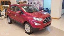 Bán xe Ford Ecosport 2018 Titanium, Trend, Ambiente giao ngay đủ màu trả góp 90% lãi cố định, mua xe chính hãng