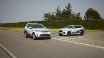Jaguar Land Rover thử nghiệm công nghệ kết nối xe mới