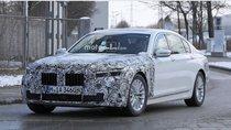 BMW 7 Series lộ lưới tản nhiệt cỡ lớn khi chạy thử