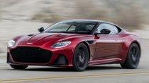 Aston Martin DBS Superleggera đã sẵn sàng thế chân Vanquish