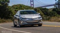 Xe điện Chevrolet Volt 2019 sạc nhanh hơn, diện màn hình mới