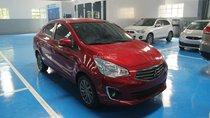 Cần bán xe Mitsubishi Attrage MT Eco năm sản xuất 2018, màu đỏ, nhập khẩu. Liên hệ 0931.911.444