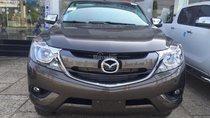 Mazda BT 50 mới 100%  màu nâu, ưu đãi tốt nhất miền Hà Nội, hỗ trợ trả góp 80% giá trị xe