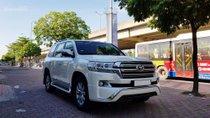 Bán Toyota Land Cruiser GX-R bản 4.5L máy dầu sản xuất 2016, đăng ký 2017 tên công ty
