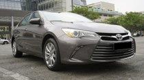 Bán Toyota Camry XLE 2.5L đăng ký lần đầu 01-2018