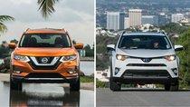 Top 10 xe bán chạy nhất Mỹ tháng 6/2018: Toyota RAV4 bất ngờ vượt Nissan X-Trail