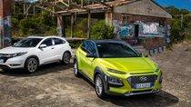 Phân khúc SUV đô thị: Hyundai Kona và Honda HR-V 2018 đổ bộ, đe dọa Ecosport