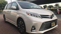 Bán Toyota Sienna 3.5 Limited sản xuất 2018 màu trắng, nhập khẩu mới 100%