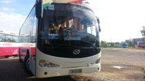 Cần bán xe 47 chỗ bầu hơi Thaco Universe Kinglong, đời 2008, màu xanh trắng