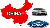 Thống kê giữa năm: Ford thất thế tại Trung Quốc