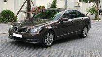 Bán xe Mercedes C250 đời 2014, màu nâu