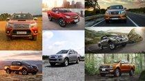 Nên mua xe bán tải đẹp nhất của hãng nào?