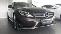 Bán Mercedes-Benz C300 cũ 2018 AMG chính hãng, lướt 25km, tiết kiệm 10% giá trị xe