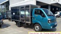 Bán xe tải Thaco Kia K250 thùng mui bạt, thùng kín, thùng lửng - Tải trọng 2.49 tấn