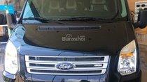 Bán xe Ford Transit model 2018, khuyến mãi: BHVC, hộp đen, lót sàn gỗ, bọc trần 5D, LH: 093.543.7595 để được tư vấn về xe