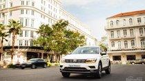 Bán Volkswagen Tiguan Allspace 2018, xe có sẵn, hỗ trợ trả góp 90% giá trị xe