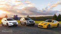Bộ ba hàng độc Nissan X-Trail, Pathfinder và 370Z N-Sport ra mắt