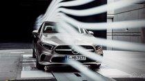 Mercedes-Benz A-Class Sedan khoe thân siêu mượt