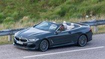 BMW 8-Series 2019 convertible bất ngờ tung ảnh chạy thử