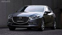 Thông số kỹ thuật Mazda 3 sedan 2017-2018 mới nhất tại Việt Nam