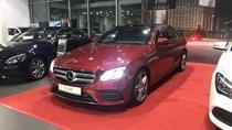 Bán Mercedes E300 màu đỏ duy nhất tại Việt Nam, giao ngay