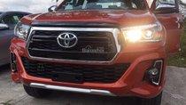 Bán Toyota Hilux 2.8 AT (4X4) năm sản xuất 2018, nhập khẩu nguyên chiếc
