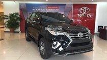 Bán Toyota Fortuner 2.4 số tự động, máy dầu, 1 cầu, nhập khẩu nguyên chiếc, giao xe sớm, hỗ trợ trả góp