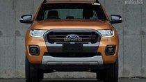 Bán xe Ford Ranger Wildtrak 2.0L đời 2018, đủ màu, nhập khẩu, giá từ 830tr, LH 0974286009