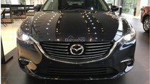 Mazda 6 2018 xanh đen quý phái, giá sốc, option chuẩn nhất phân khúc
