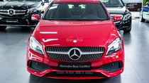 Bán Mercedes A250 2016, chạy 1.000km chính hãng, nhập khẩu giao ngay