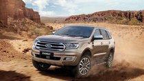 Ford Everest 2.0 Biturbo 2018, nhập khẩu, giá tốt nhất thị trường. Xe giao ngay - LH 0974286009