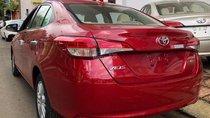 Cần bán xe Toyota Vios G sản xuất năm 2019, màu đỏ