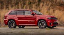Jeep Grand Cherokee Trackhawk dắt tay Mercedes-Benz G-Class G550 lọt top 10 mẫu SUV ''ngốn'' nhiên liệu nhiều nhất
