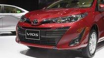 5 ưu điểm vượt trội của Toyota Vios 2019 thế hệ mới